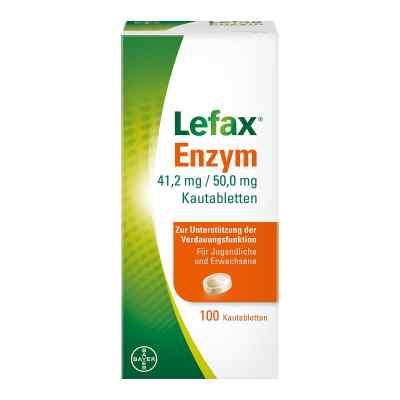 Lefax Enzym Kautabletten  bei apo-discounter.de bestellen