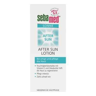 Sebamed Sonnenschutz After Sun Lotion  bei apo-discounter.de bestellen