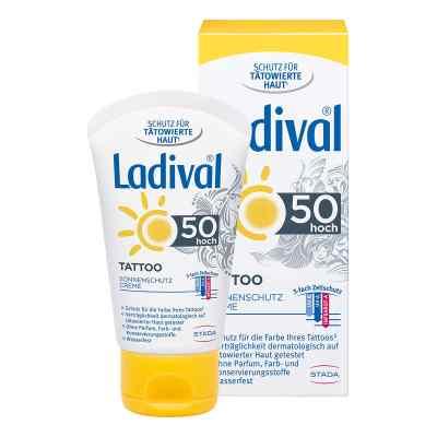 Ladival Tattoo Sonnenschutz Creme Lsf 50  bei apo-discounter.de bestellen