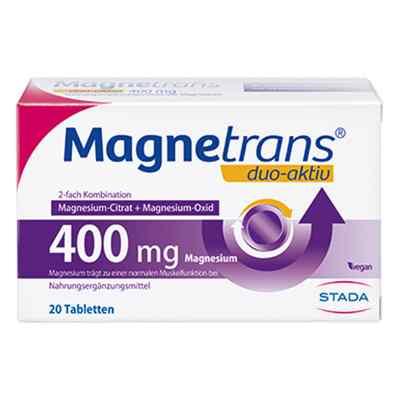 Magnetrans duo-aktiv 400 mg Tabletten  bei apo-discounter.de bestellen