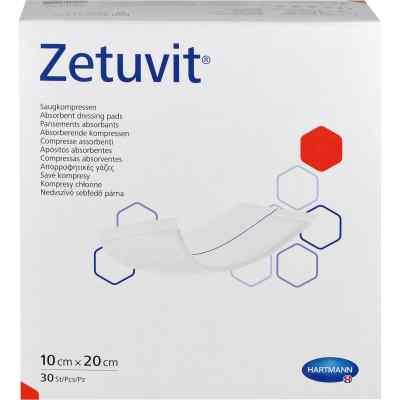 Zetuvit Saugkompressen unsteril 10x20 cm  bei apo-discounter.de bestellen