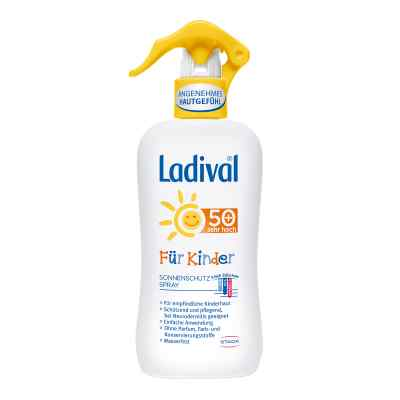 Ladival Kinder Sonnenschutz Spray Lsf 50+  bei apo-discounter.de bestellen