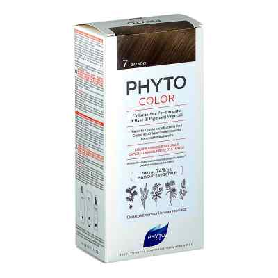 PHYTOCOLOR 7 BLOND Pflanzliche Haarcoloration  bei apo-discounter.de bestellen