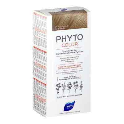 PHYTOCOLOR 9 SEHR HELLES BLOND Pflanzliche Haarcoloration  bei apo-discounter.de bestellen