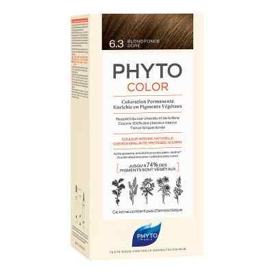 Phytocolor 6.3 dunkles Goldbraun ohne Ammoniak  bei apo-discounter.de bestellen