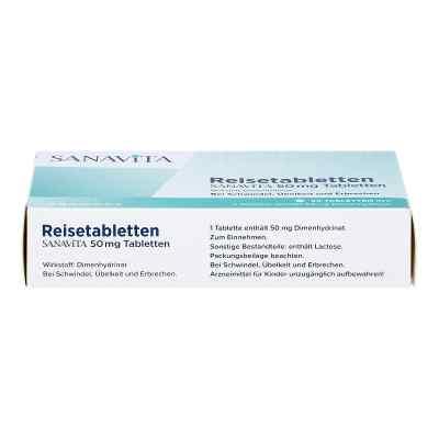 Reisetabletten Sanavita 50 mg Tabletten  bei apo-discounter.de bestellen