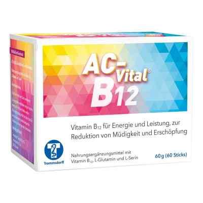 Ac-vital B12 Direktsticks mit Eiweissbausteinen  bei apo-discounter.de bestellen