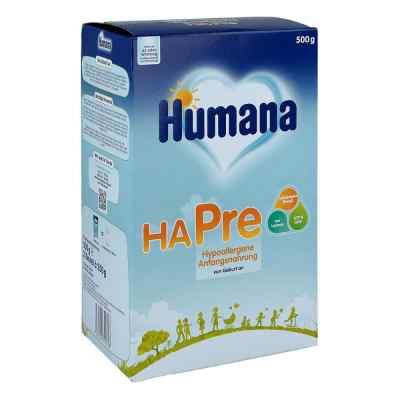 Humana Ha Pre Anfangsnahrung 2019 Pulver  bei apo-discounter.de bestellen