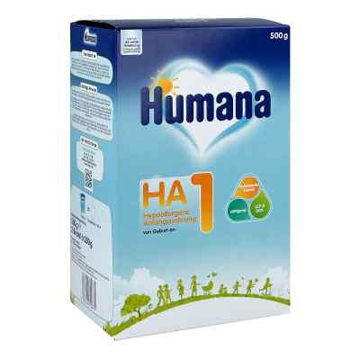 Humana Ha 1 Anfangsnahrung Pulver  bei apo-discounter.de bestellen