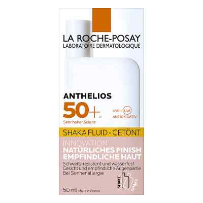 Roche-posay Anthelios Shaka Fluid Lsf 50+ getönt  bei apo-discounter.de bestellen