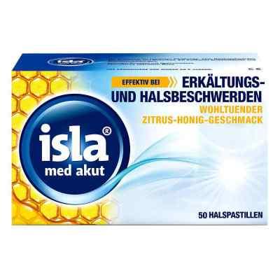 Isla Med akut Zitrus-honig Pastillen  bei apo-discounter.de bestellen