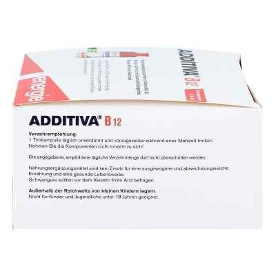 Additiva Vitamin B12 Trinkampullen  bei apo-discounter.de bestellen
