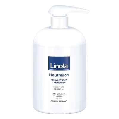 Linola Hautmilch Spender  bei apo-discounter.de bestellen