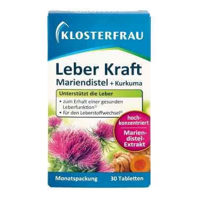 Klosterfrau Leber Kraft Tabletten  bei apo-discounter.de bestellen