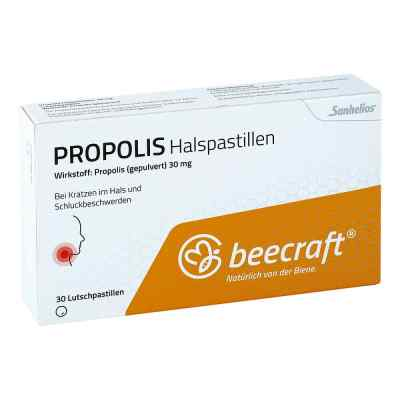 Beecraft Propolis Halspastillen  bei apo-discounter.de bestellen