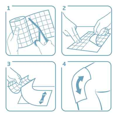 Fixomull Skin Sensitive 5 cmx5 m  bei apo-discounter.de bestellen
