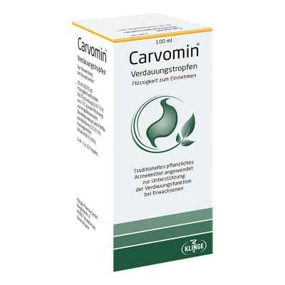 Carvomin Verdauungstropfen  bei apo-discounter.de bestellen