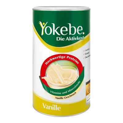 Yokebe Vanille Nf Pulver  bei apo-discounter.de bestellen