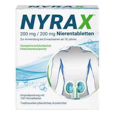 Nyrax 200 mg/200 mg Nierentabletten  bei apo-discounter.de bestellen