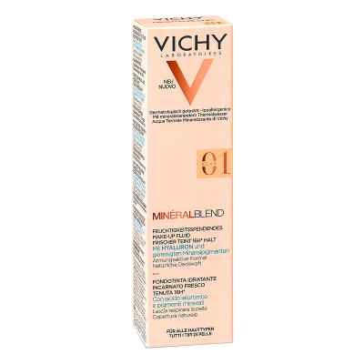 Vichy Mineralblend Make-up 01 clay  bei apo-discounter.de bestellen