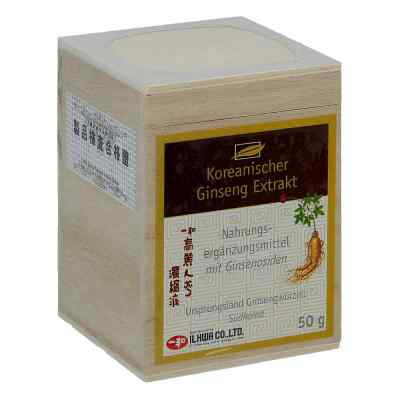 Koreanischer Ginseng Extrakt  bei apo-discounter.de bestellen