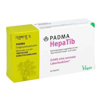 Padma Hepatib Kapseln  bei apo-discounter.de bestellen