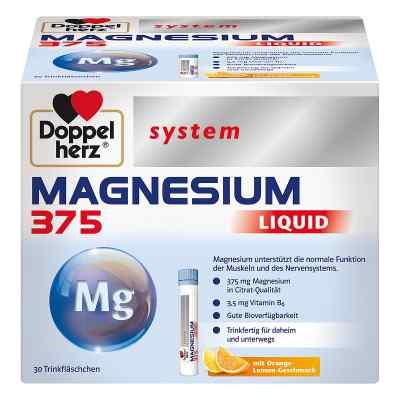 Doppelherz Magnesium 375 Liquid system Trinkampulle (n)  bei apo-discounter.de bestellen