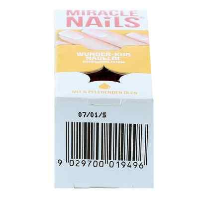 Miracle Nails Wunder-kur Nagelöl  bei apo-discounter.de bestellen
