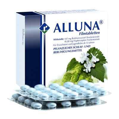 Alluna Filmtabletten zur Beruhigung  bei apo-discounter.de bestellen