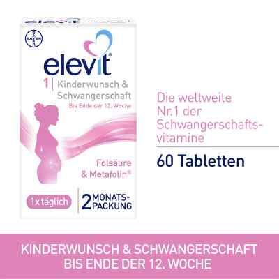 Elevit 1 Kinderwunsch & Schwangerschaft Tabletten  bei apo-discounter.de bestellen