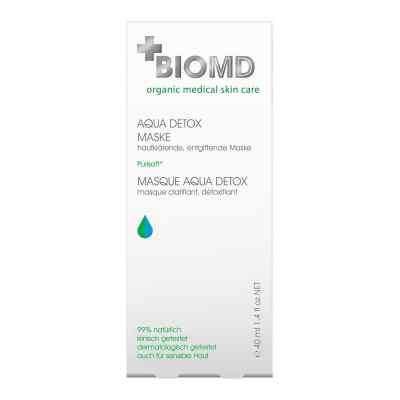 BIOMED Aqua Detox Gesichtsmaske  bei apo-discounter.de bestellen