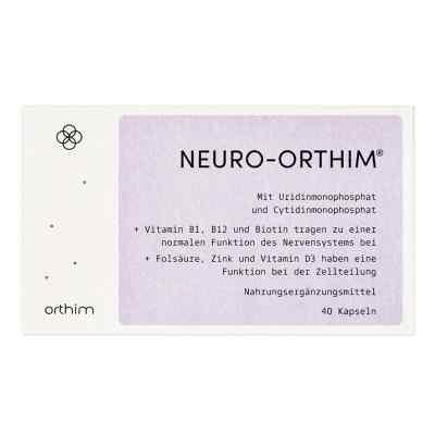 Neuro-orthim Kapseln  bei apo-discounter.de bestellen