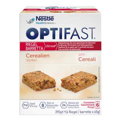 Optifast Riegel Cerealien  bei apo-discounter.de bestellen