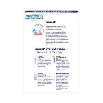 Meridol Zahnpasta Vorteilspack+100 ml Spülung  bei apo-discounter.de bestellen