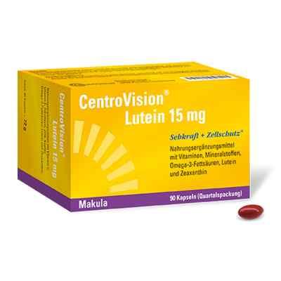 Centrovision Lutein 15 mg Kapseln  bei apo-discounter.de bestellen