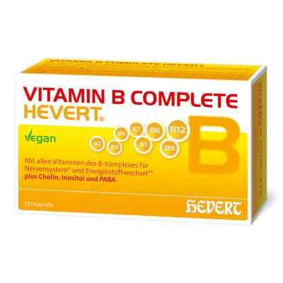 Vitamin B Complete Hevert Kapseln  bei apo-discounter.de bestellen
