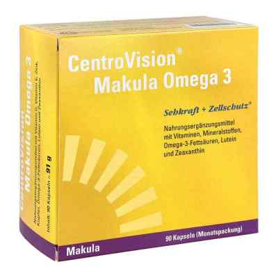 Centrovision Makula Omega-3 Kapseln  bei apo-discounter.de bestellen