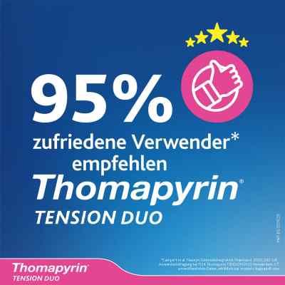 Thomapyrin TENSION DUO 400mg/100mg mit Coffein & Ibuprofen  bei apo-discounter.de bestellen