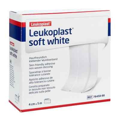 Leukoplast soft white Pflaster 4 cmx5 m Rolle  bei apo-discounter.de bestellen