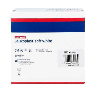 Leukoplast soft white Pflaster 6 cm x5 m Rolle  bei apo-discounter.de bestellen
