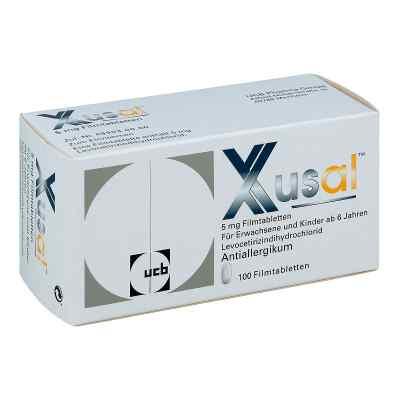 Xusal 5 mg Filmtabletten  bei apo-discounter.de bestellen