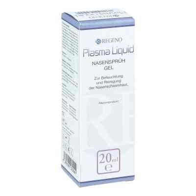 Plasma Liquid Nasensprüh-gel  bei apo-discounter.de bestellen