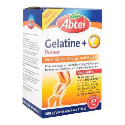 Abtei Gelatine Plus Vitamin C Pulver  bei apo-discounter.de bestellen