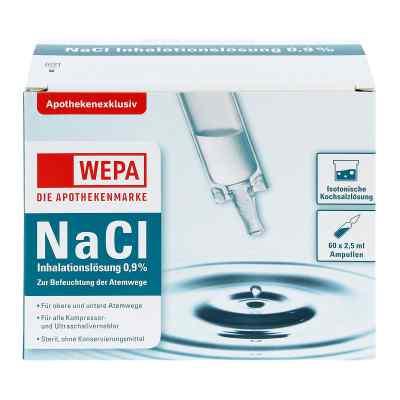Wepa Inhalationslösung Nacl 0,9%  bei apo-discounter.de bestellen
