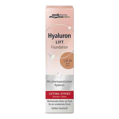 Hyaluron Lift Foundation Lsf 30 soft gold  bei apo-discounter.de bestellen