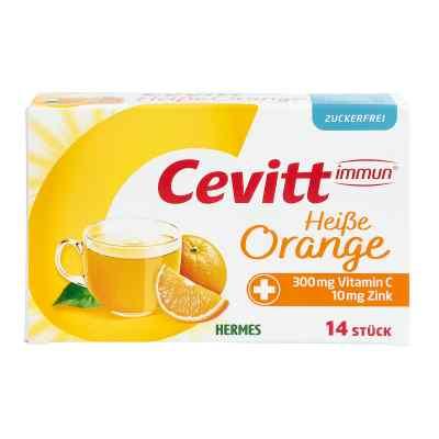 Cevitt immun heisse Orange zuckerfrei Granulat  bei apo-discounter.de bestellen