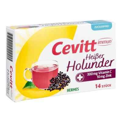 Cevitt immun heisser Holunder zuckerfrei Granulat  bei apo-discounter.de bestellen