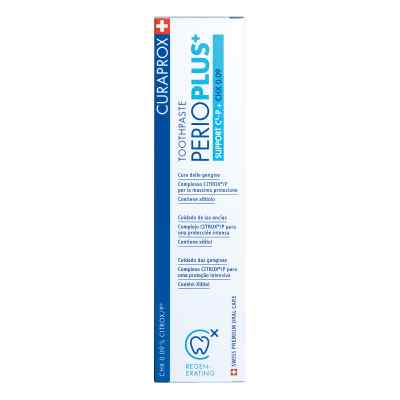 Curaprox Perio Plus+ Support Zahnpasta  bei apo-discounter.de bestellen