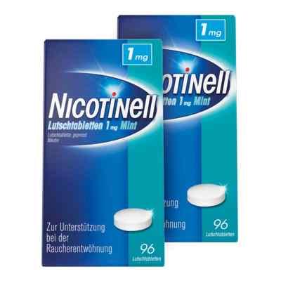 Nicotinell Lutschtabletten 1 mg Mint  bei apo-discounter.de bestellen