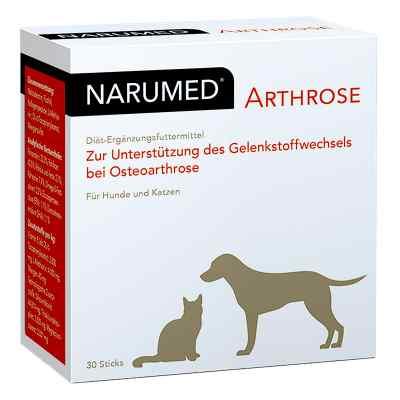 Narumed Arthrose Pulver-sticks für Hunde /Katzen  bei apo-discounter.de bestellen